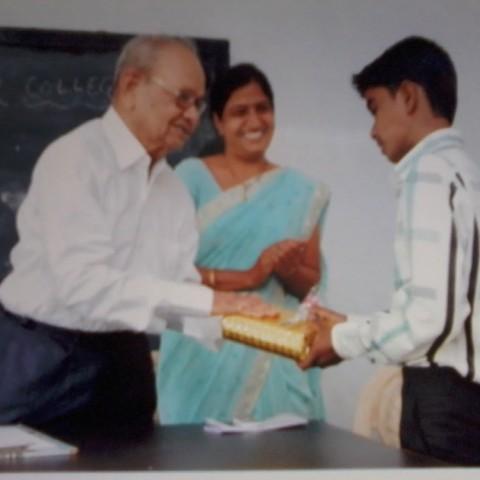 Student Felicitation
