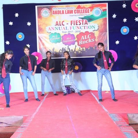 Freshers Party(AlC sayonara)